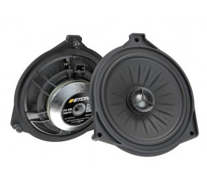 Coaxial 2 voies plug and play Mercedes