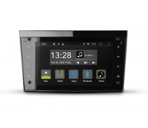 Autoradio Android plug and play Opel Corsa, Astra