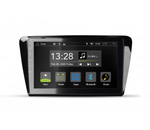 Autoradio Android plug and play VW Skoda