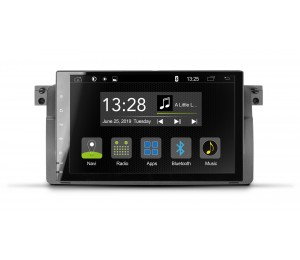 Autoradio Android plug and play BMW E46