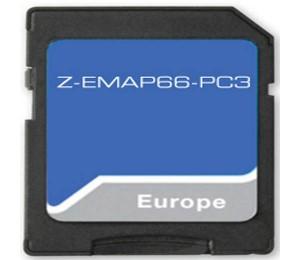 Cartes pour Z-E3766, Z-N965/966