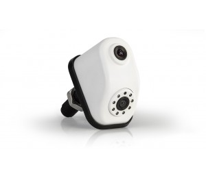Double caméra de recul pour camping-cars