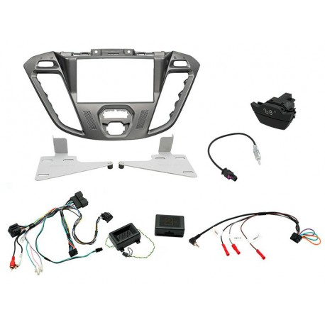 Pack pour monter 2 DIN Ford Transit