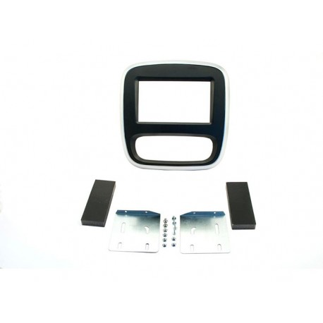 Pack pour monter 2 DIN Renault Trafic
