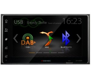 Z-N328 - Autoradio 2 DIN Android Link