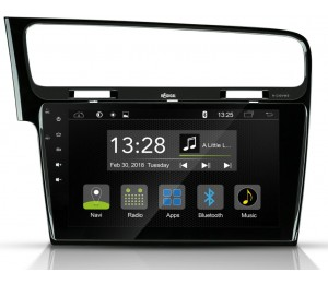 Autoradio Android plug and play VW Golf 7