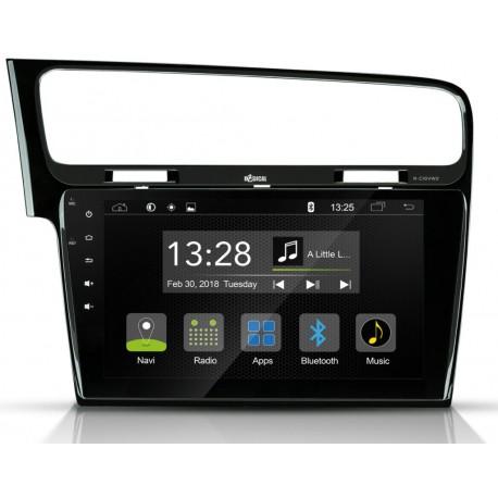 Autoradio Android plug and play VW Golf 7