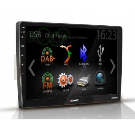Z-E1010 Autoradio 1 DIN Ecran 10 pouces