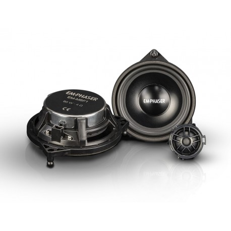 EM-MBF1 - Kit 2 voies plug and play Mercedes