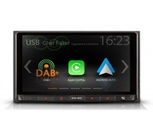 Z-N528 - Autoradio 2 DIN CarPlay Android Auto