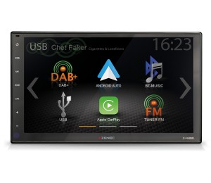 Z-N966 - 2 DIN - 9 pouces - CarPlay - Android Auto