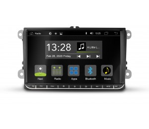 Autoradio Android plug and play VW, Seat, Skoda